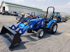Tractor - Compact For Sale 2016 New Holland BOOMER 33 , 33 HP