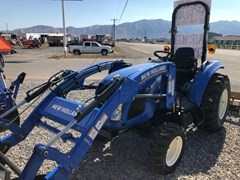 Tractor - Compact For Sale 2016 New Holland BOOMER 37 , 37 HP
