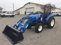 Tractor - Compact For Sale 2016 New Holland BOOMER 41 , 41 HP