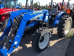 Tractor For Sale 2016 New Holland WORKMASTER 50 , 50 HP