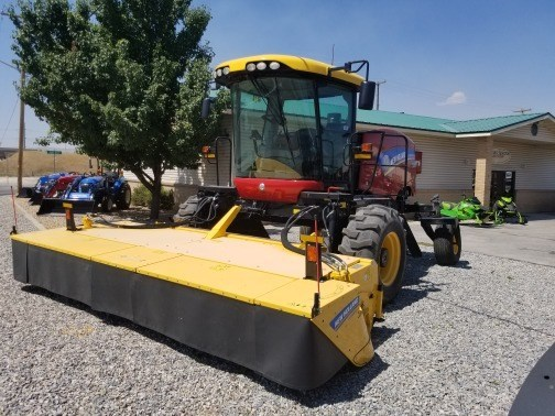 2015 New Holland SR260 Windrower-Self Propelled