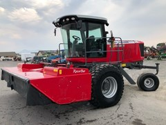 Windrower-Self Propelled For Sale 2012 Massey Ferguson WR9760