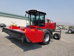 Windrower-Self Propelled For Sale 2015 Massey Ferguson WR9860 , 195 HP