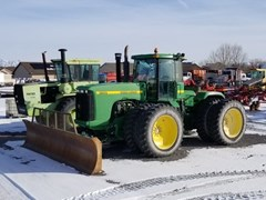 Tractor For Sale 1998 John Deere 9100 , 260 HP