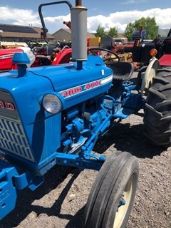 Tractor For Sale 1974 Ford 4000 , 46 HP