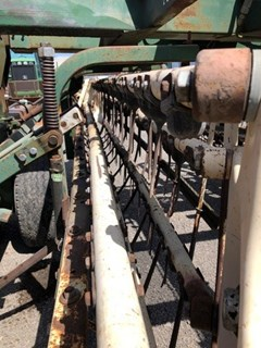 Tedder Rake For Sale Allen 8827