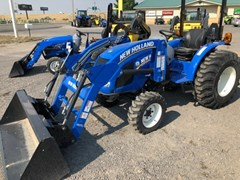 Tractor For Sale 2017 New Holland WORKMASTER 37 , 37 HP