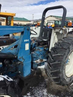 Tractor For Sale 1994 Ford 4630 , 55 HP