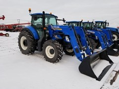 Tractor For Sale 2017 New Holland T5.120 , 99 HP