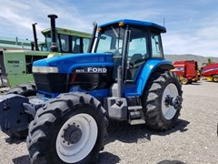 Tractor For Sale 1995 Ford 8670 , 145 HP