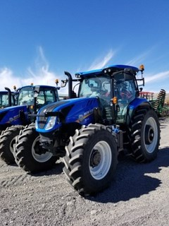 Tractor For Sale 2017 New Holland T6.145 , 95 HP