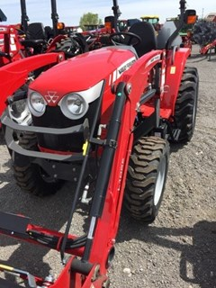 Tractor For Sale 2017 Massey Ferguson 1739E , 38 HP