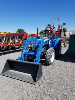 Tractor For Sale 2017 New Holland T4.75 , 75 HP
