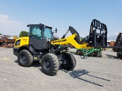 Skid Steer-Mini For Sale 2017 New Holland W80C