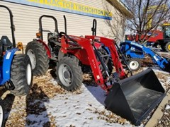 Tractor For Sale 2017 Massey Ferguson 2607H , 70 HP