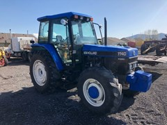 Tractor For Sale 1996 Ford 7740 , 86 HP