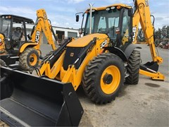 Loader Backhoe  2018 JCB 4CX15