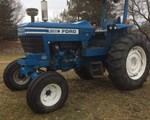Tractor For Sale: 1980 Ford 6700, 69 HP