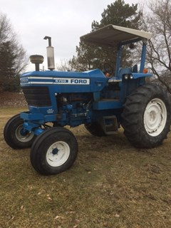 Tractor For Sale:  1980 Ford 6700 , 69 HP