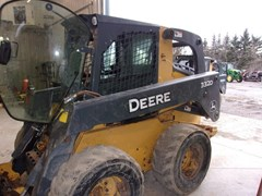 Skid Steer For Sale 2012 John Deere 332D