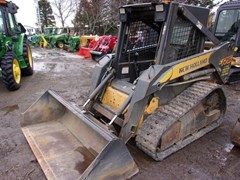 Skid Steer-Track For Sale 2007 Ford New Holland C175