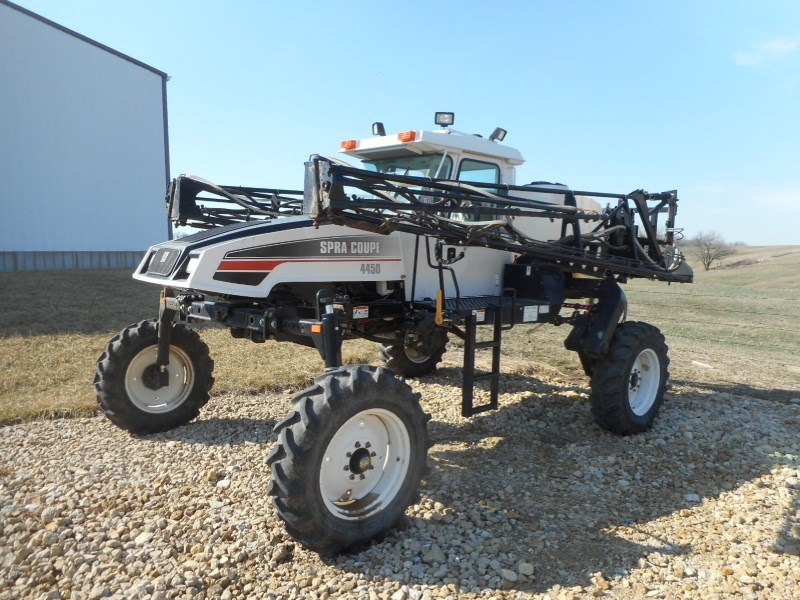 2005 Spra-Coupe 4450-60 Sprayer-Self Propelled For Sale