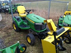 Riding Mower For Sale 2015 John Deere X734 , 25 HP