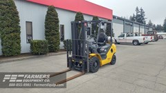 Fork Lift/Lift Truck For Sale 2017 Komatsu FG25T-16