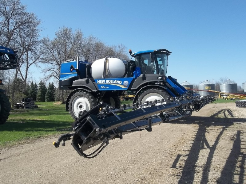 2013 New Holland SP.275F Sprayer-Self Propelled For Sale