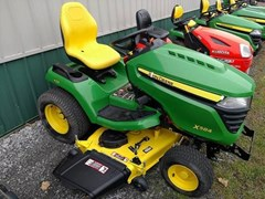 Riding Mower For Sale 2016 John Deere X584A , 24 HP