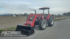 Tractor For Sale 2017 Case IH FARMALL 120C , 117 HP