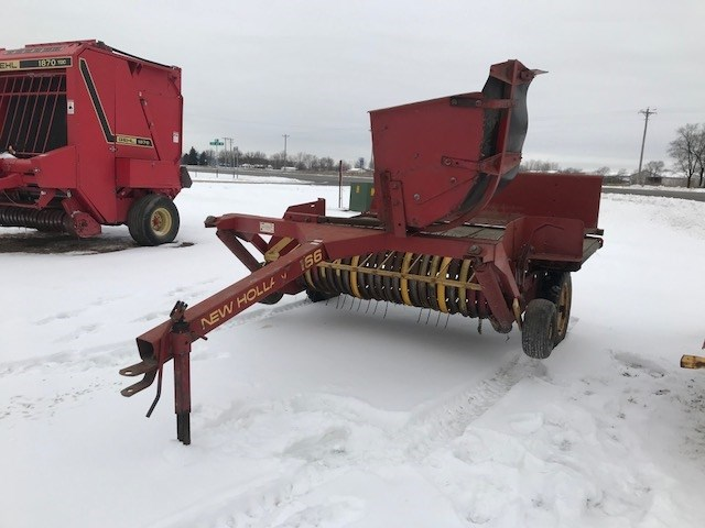 1989 New Holland 166 Windrow Inverter For Sale