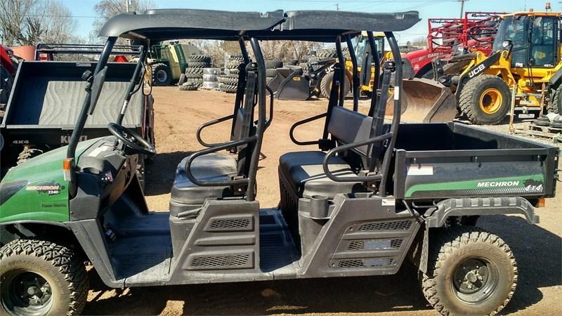 2017 Kioti MECHRON 2240 Utility Vehicle For Sale