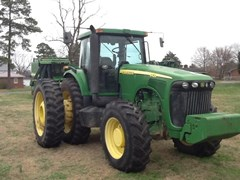 Tractor For Sale John Deere 8420