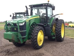Tractor For Sale 2016 John Deere 8245R , 245 HP