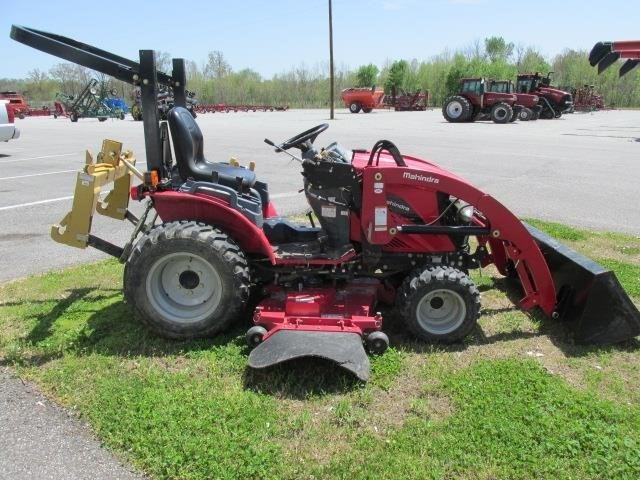 2015 Mahindra EMAX 22 Tractor For Sale