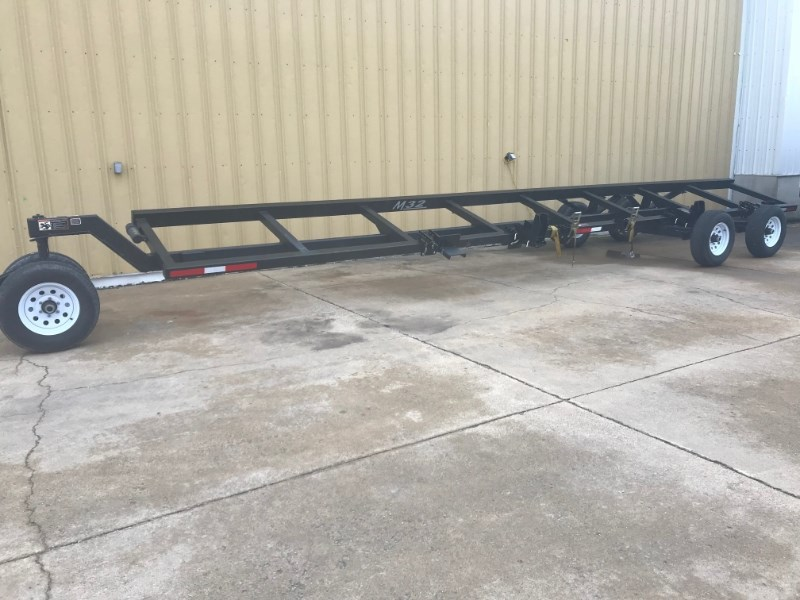 2014 Maurer M32 Header Trailer For Sale