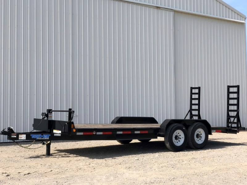 2018 Top Hat 8320 EH Equipment Trailer For Sale