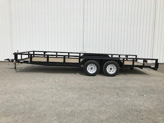 2018 Top Hat 8320 Utility Trailer For Sale