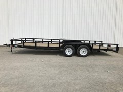 Utility Trailer For Sale 2018 Top Hat 8320