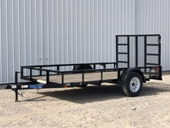 Utility Trailer For Sale 2018 Top Hat 7712