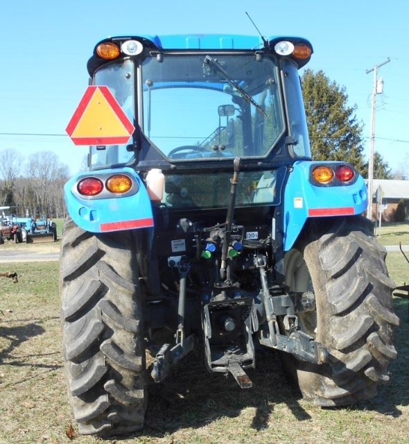 2016 New Holland T4.75 Tractor For Sale