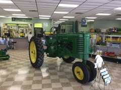 Tractor For Sale 1951 John Deere A