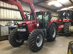 Tractor For Sale 2012 Case IH Maxxum 125 , 125 HP