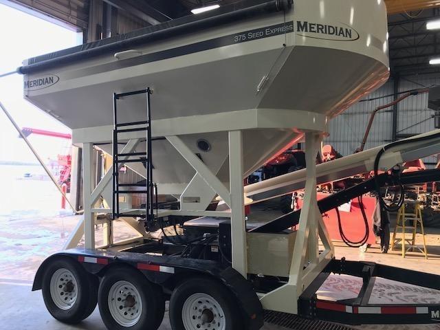 2012 Meridian 375 Seed Tender For Sale