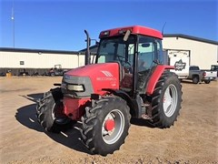 Tractor For Sale 2007 McCormick CX105 , 102 HP