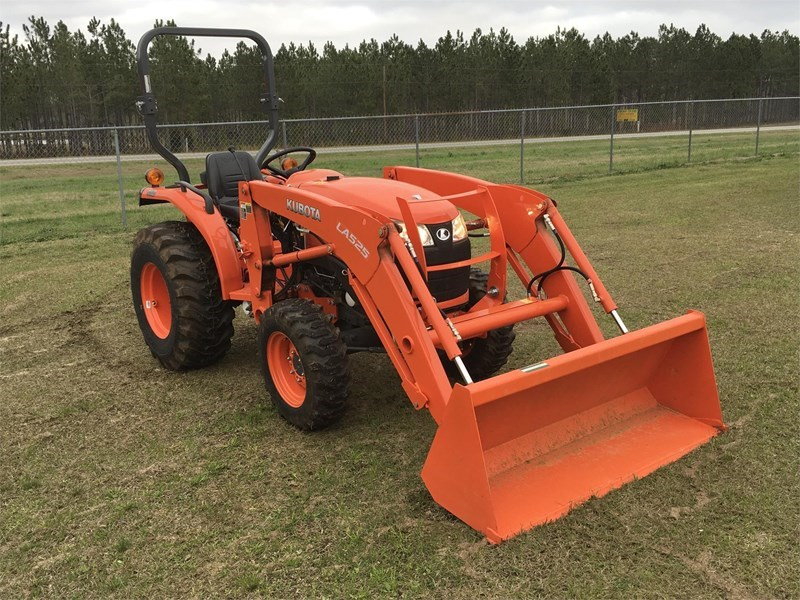 2016 Kubota L2501DT Tractor For Sale