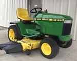 Riding Mower For Sale: 1996 John Deere GT275, 17 HP