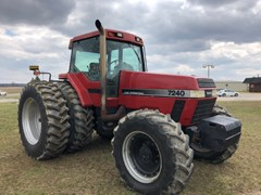 Tractor For Sale 1994 Case IH 7240 , 195 HP