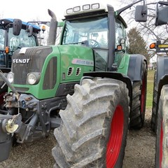 Tractor For Sale 2011 Fendt 820 VARIO TMS , 207 HP